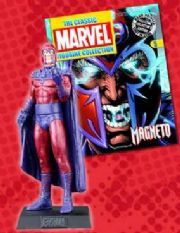 Classic Marvel Figurine Collection #005 Magneto Eaglemoss Publications